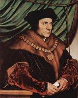 Thomas Morus von Hans Hohlbein dem Jüngeren Quelle  Lizenz