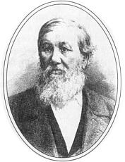 Portrait von Nikolai Danilewski