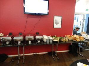nudelmafia-Buffet WordCamp Koeln